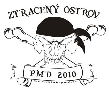 Logo - PMD 2010 Ztracený ostrov